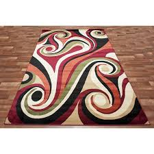 Orange Modern Rug Discount Overstock Wholesale Area Rugs Discount Rug Depot