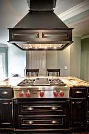 island exhaust hoods kitchen custom drop wood vent kitchen other by kirkland