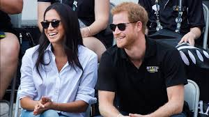 prince harry and meghan markle make 1st public appearance together