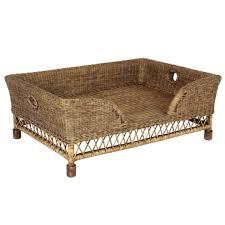 Igloo Dog Bed Rattan Dog Beds U2013 Thewhitestreak Com
