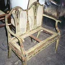 Recaning A Chair Caning Splint Wicker Seagrass Rope Chair Weaving