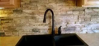 faux kitchen backsplash kitchen backsplash ideas with santa cecilia granite thirdbio