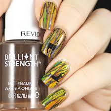 copycat claws fall hunting nail stamping