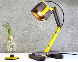 table lamp bedside lamp industrial lighting reading lamp