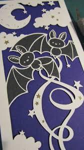 dancing in the moonlight u0027 papercutting template digital download