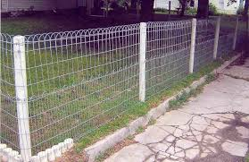 loop ornamental fencing