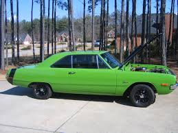 lime green dodge dart central kentucky mopars members