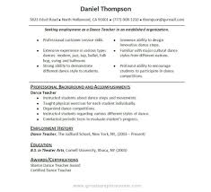 Job Resume In Spanish spanish resume template