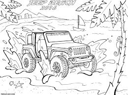 lifted jeep drawing gallery u0027teraflex jeep coloring pages u0027 teraflex