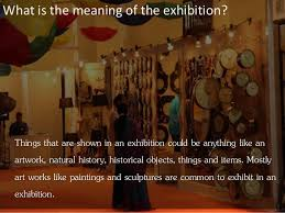 What Is The Meaning Of Interior Exhibition Its Meaning And How It Happens S Wis Hin Exhibition Or U2026