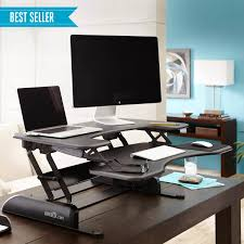 Leaning Chair Standing Desk by Height Adjustable Standing Desks Varidesk Sit To Stand Desks