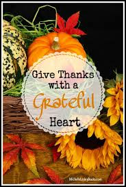 give thanks with a grateful lesley