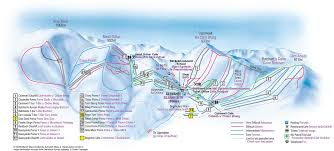 Ski Resorts In Colorado Map by Details Of The Runs And Lifts At Glenshee Scottish Skiing Centre