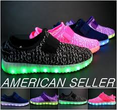 how to charge light up shoes kids led light up sneakers luminous shoes usb charger boys girls
