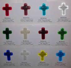 pocket crosses fused glass pendant cross designs