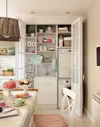 bien dans sa cuisine pour bien intégrer votre lave linge et aménager un coin buanderie