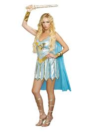 women u0027s dragon warrior queen costume