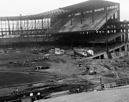 yankee stadium under construction 1922 photos the new york the old yankee stadium was home to new york s baseball team for 85 years before it