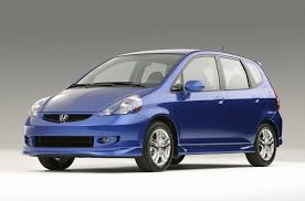 small car honda fit photos 2007 honda fit pictures history value research news
