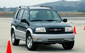 Excepcional 1999 Suzuki Grand Vitara Photos, Specs, News - Radka Car`s Blog @VP03