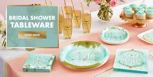 wedding shower table decorations bridal shower supplies bridal shower themes decorations party city