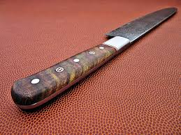 knife full tang rose wood handled ck 8