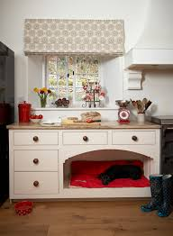 cozy cave dog bed kitchen with cabinet and drawer pulls dog dog
