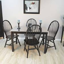 Windsor Dining Room Chairs Forge Cooper Stainless Steel Top Table And Winslow Windsor Dining