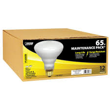 feit electric 65 watt soft white dimmable incandescent br30 flood