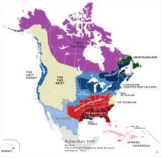 North America Precipitation Map by Genes Climate And Even More Maps Of The American Nations