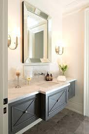 small powder bathroom ideas vanities small modern powder room vanity contemporary powder