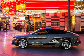 audi a7 self driving audi self driving a7 ces 2015 extremetech