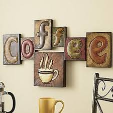 Wall Decor Nice Coffee Themed Kitchen Wall Decor Coffee Themed