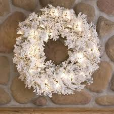 Decorated Pre Lit Christmas Wreaths by Pre Lit Decorated Christmas Wreaths Home Decorating Interior