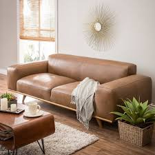 Light Brown Leather Sofa The 25 Best Tan Leather Sofas Ideas On Pinterest Tan Leather