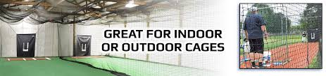 Basement Batting Cage by Jugs Sports Batting Cages And Batting Cage Nets