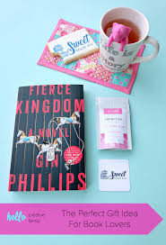 the perfect gift idea for book lovers sweet reads box