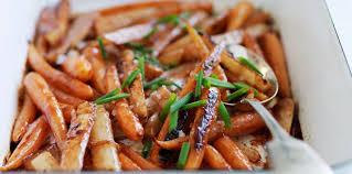 comment cuisiner les salsifis carottes et salsifis au four facile et pas cher recette sur