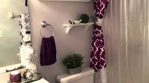 Dollar Tree Curtains Bathroom Small Bathroom Decorating Ideas On Tight Budget Front