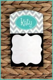 Desk Accessories Gifts Personalized Sticky Note Holder Gifts For Coworkers Monogram