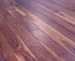 walnut scraped hardwood flooring photo