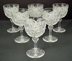 Antique Glassware Identification Early Cut Glass Marks Antiques Decorative Art Glass American Cut Glass Trocadero