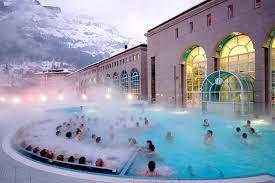 Switzerland s Grand Tour Itineraries Spa and Wellness National