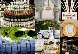 great gatsby themed wedding great gatsby style for your wedding