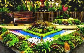 Kitchen Garden Design Ideas Flower Garden Design Plans Garden Design Ideas