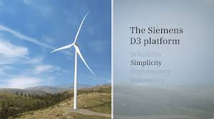 siemens wind power d3 platform animation youtube