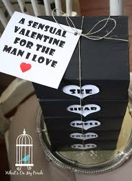 valentines day presents for boyfriend what s on my porch a