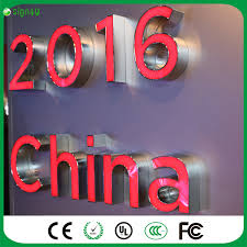 aliexpress business sign letters outdoor illuminated led signs