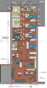 Dental Surgery Floor Plans by 4450 S Archer Chicago Dental Clinic