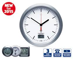 Bathroom Radio Clock Radio Controlled Bathroom Clock Aldi U2014 Great Britain Specials